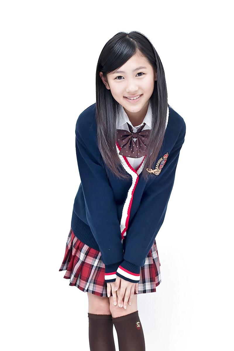 Bilder von japanische Schülerin - Jeden Tag neue